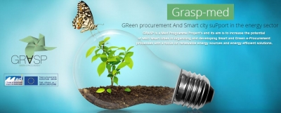 GRASP - GReen procurement And Smart city suPport in the energy sector
